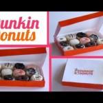 Comment faire une boite de donuts en fimo
