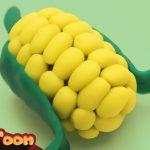 Comment faire un épi de maïs en fimo ?