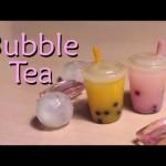 Tuto Fimo : Bubble Tea