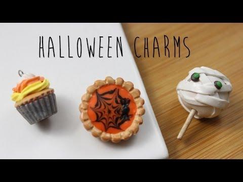 tuto-fimo-breloque-gourmande-halloween