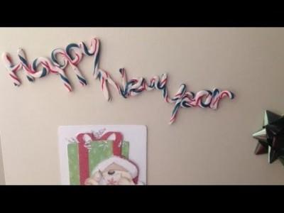tuto-fimo deco nouvel an