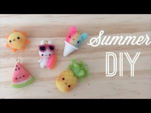Tuto Fimo Charms pour l'été