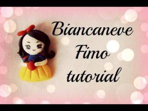 Tuto Fimo : Blanche Neige