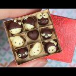 Tuto Fimo : Saint-Valentin / Boite de chocolats Sanrio