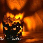 Tuto Fimo : Halloween Bougeoir Chauve-souris
