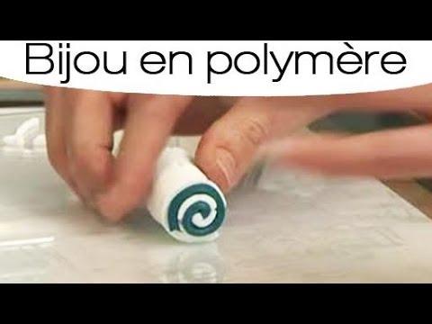 Tuto Fimo : Cane Spirale Bicolore