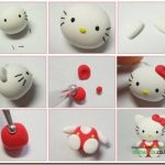 Tuto Fimo : Hello Kitty