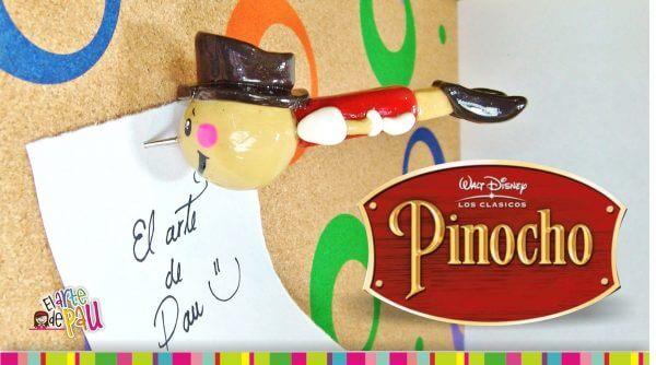 Tuto Fimo Pinocchio