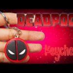 Tuto Fimo : Porte-clé Deadpool