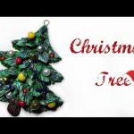 Tuto-Fimo : Sapin de Noël