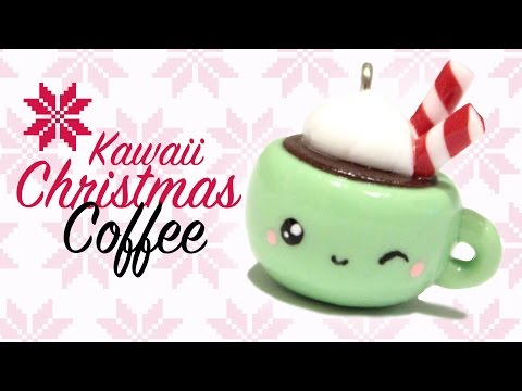 tuto fimo tasse de chocolat de no l kawaii tuto. Black Bedroom Furniture Sets. Home Design Ideas