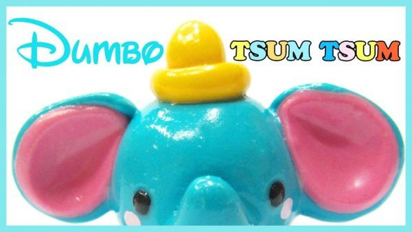 Tuto Fimo Dumbo