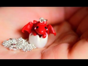 Comment faire un bébé dragon kawaii en fimo