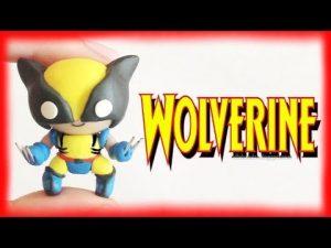 Tuto Fimo : Wolverine Chibi