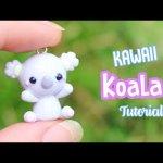 Comment faire un koala mignon en fimo