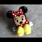 Comment faire Minnie en fimo