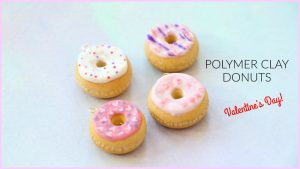 Tuto pour réaliser un donut de Saint Valentin