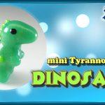 Comment faire un tyrannosaure en fimo