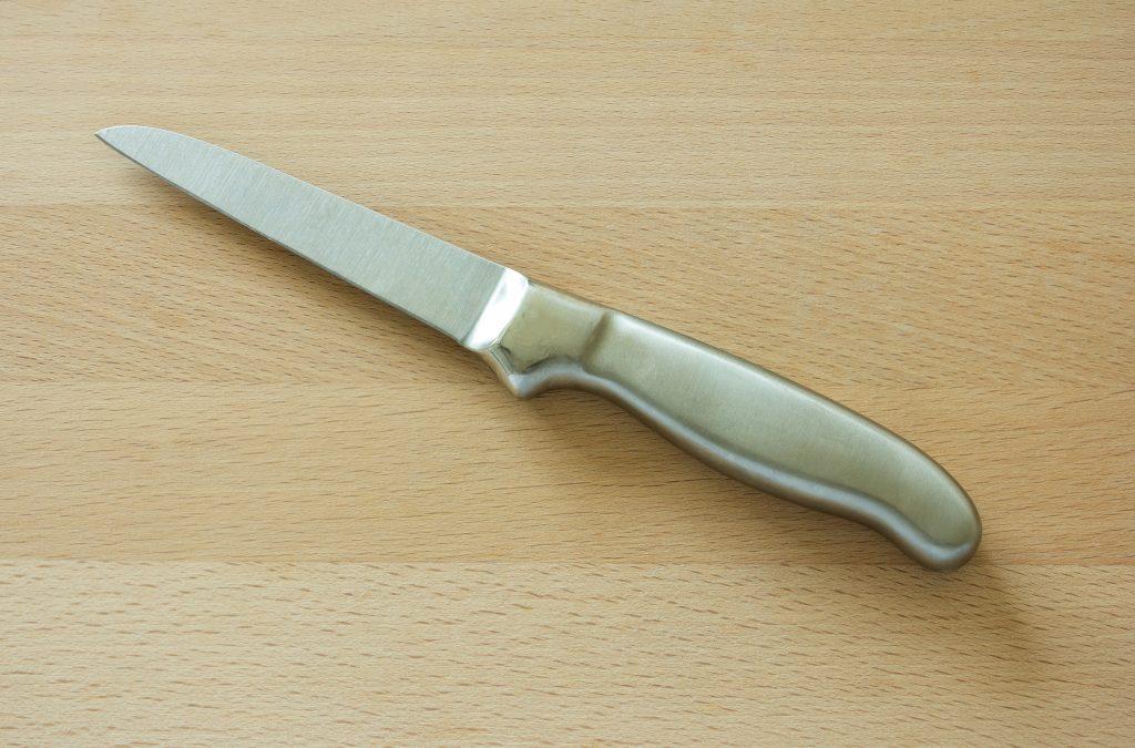 Couteau pour la pâte fimo