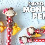 Comment décorer un stylo avec un singe