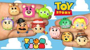 Comment faire des magnets avec les personnages de Toy Story en fimo ?